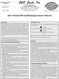 49 State EPA Certified Engines