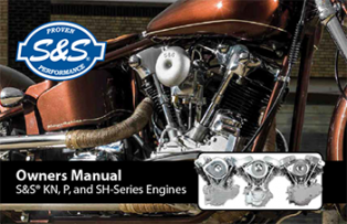 KN, P, and SH Series Owner's Manual